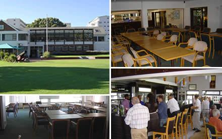 golf club facilities